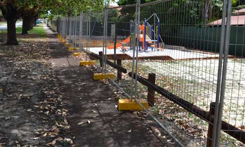 Temporary Fencing from Binley Fencing