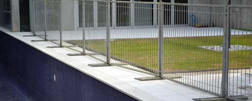 Pool Fencing from Binley Fencing